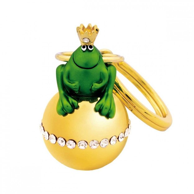 Froschkönig Schlüsselanhänger