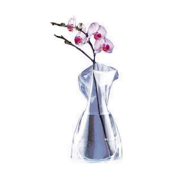 Blumenvase Le Sack klar