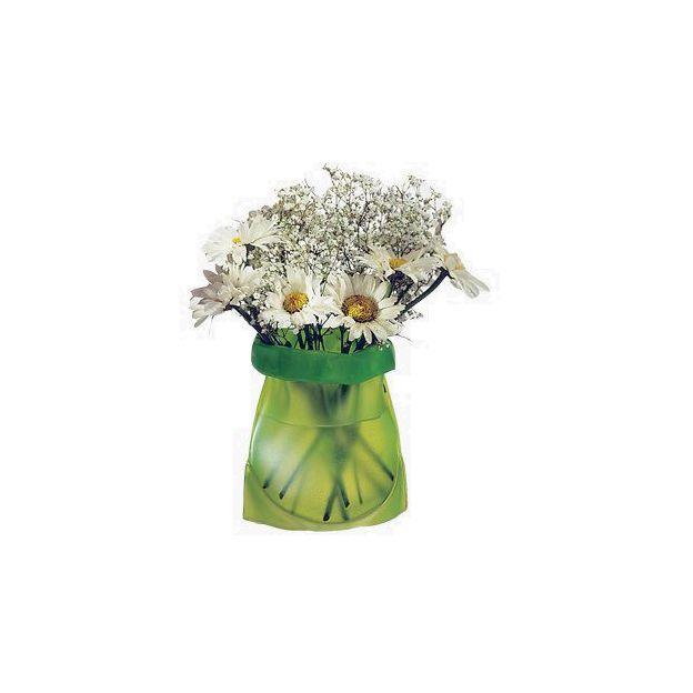 Blumenvase Le Sack hellgrün frost