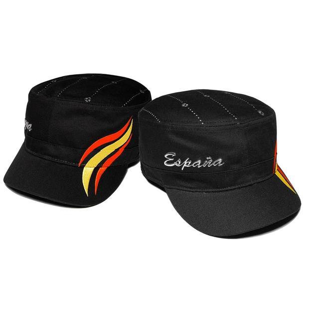 Army Fan-Cap España schwarz