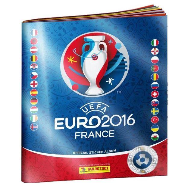 UEFA Euro 2016™ - album officiel Panini