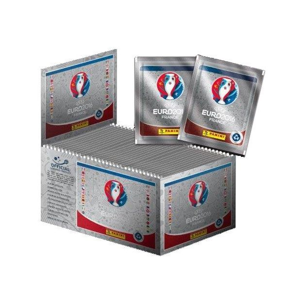 Panini Sticker World Cup 2018  - 100er Pack