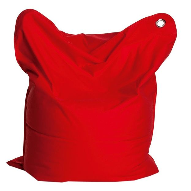 Sitting Bull Sitzsack Mini Flammenrot