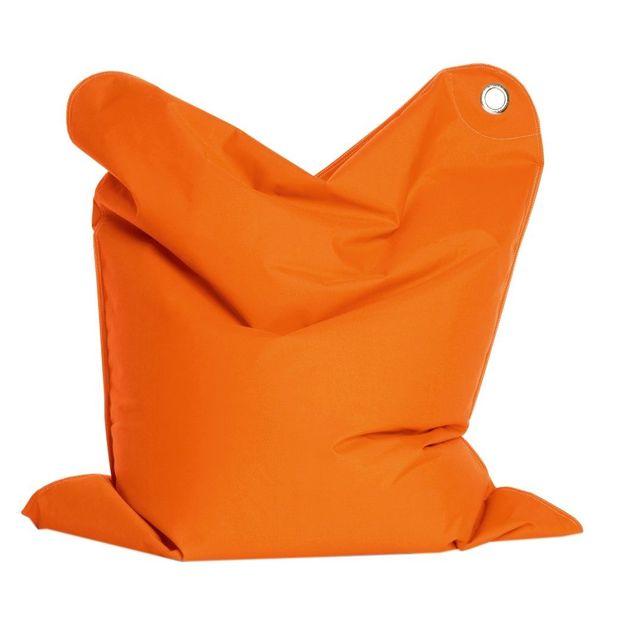 Sitting Bull Sitzsack Mini Orange