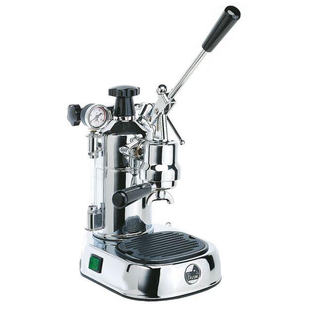 Kaffeemaschine La Pavoni Professional Lusso (Vollchrom)
