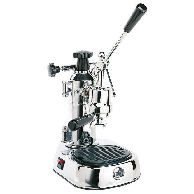 Machine à café La Pavoni Europiccola Lusso Chrome