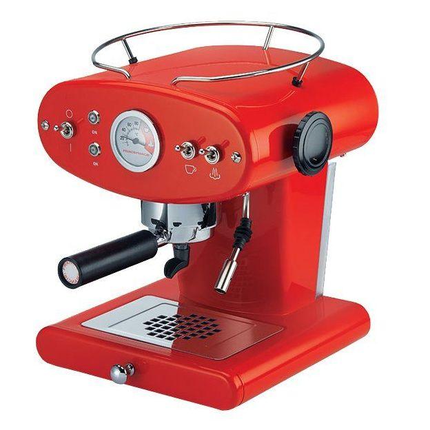 Machine à café X1 Trio - rouge
