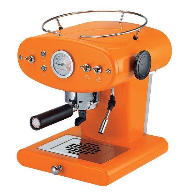 Kaffeemaschine X1 Trio Orange