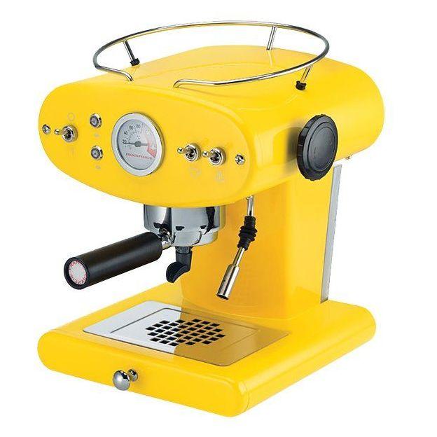 Machine à café X1 Trio - jaune