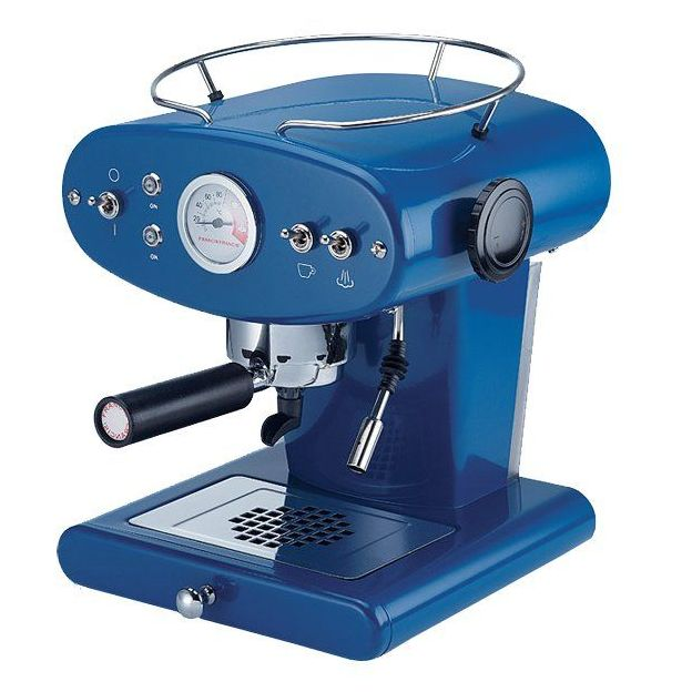 Machine à café X1 Trio - bleu royal