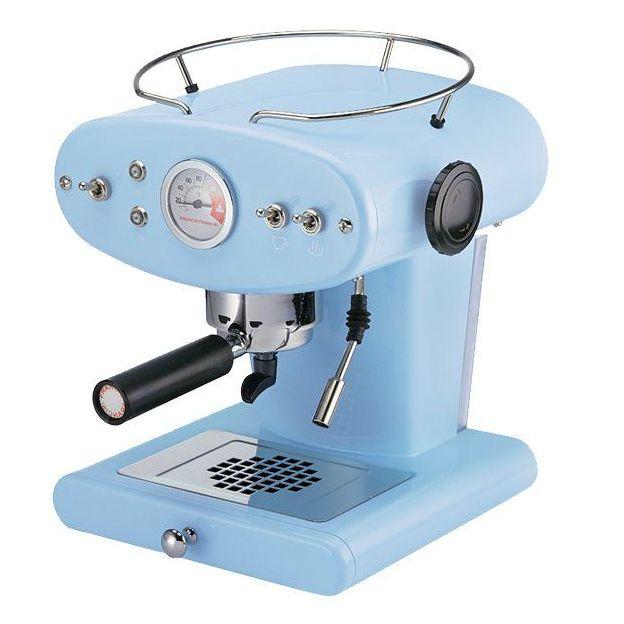 Machine à café X1 Trio - bleu azur
