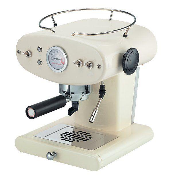 Machine à café X1 Trio - ivoire