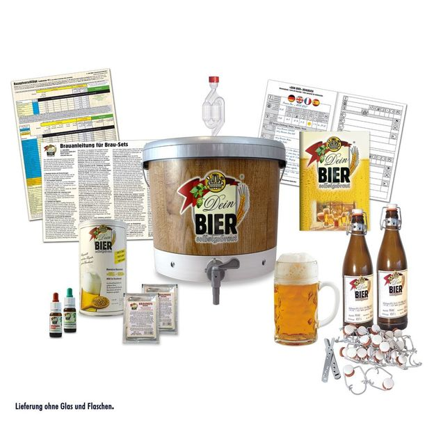 Bierbrauset «Basis Extra»