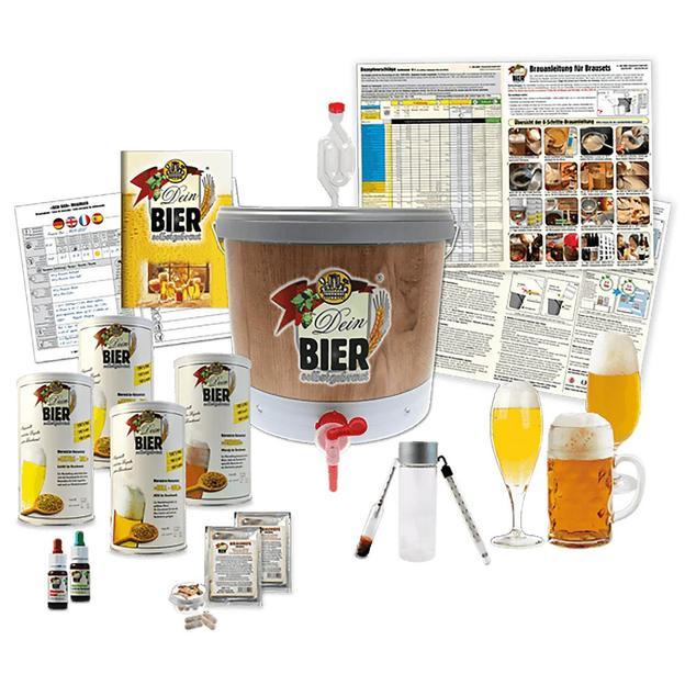 Kit de brassage de bière Deluxe