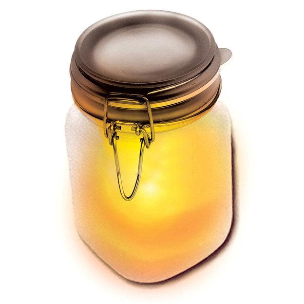 Sun Jar Sonnenlicht Einmachgläser
