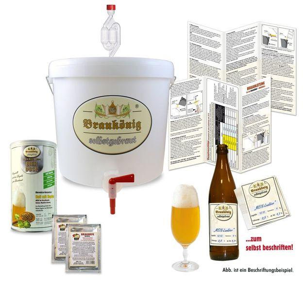Bierbrauset Einsteiger Basis