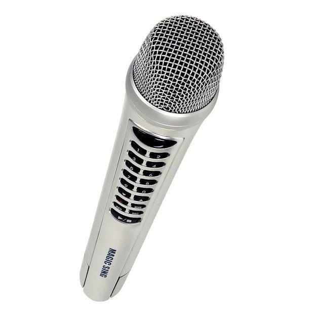 Magic Sing Karaoke Set mit Mikrofon
