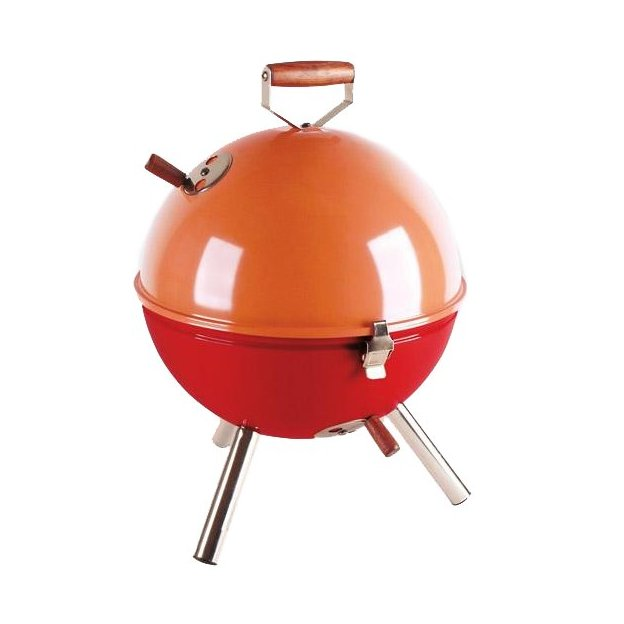 Grill Mini BBQ orange / rouge