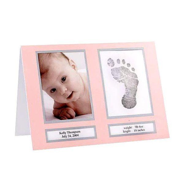 Geburt Ankündigungen Pink