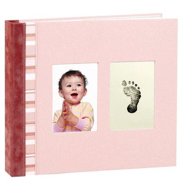 Babyalbum Journals Pink