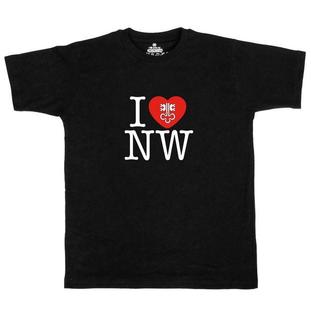 Shirt Canton NW, Noir, S, Femme