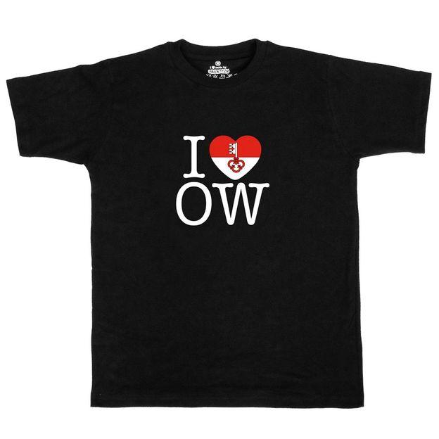 Shirt Canton OW, Noir, L, Femme