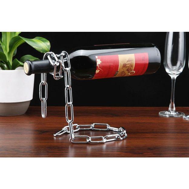 Weinflaschenhalter Magic Chain
