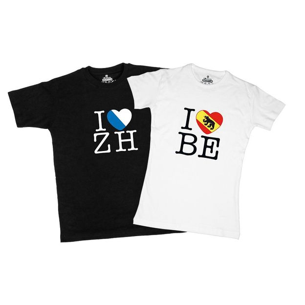 Shirt Canton VD, Noir, S, Homme