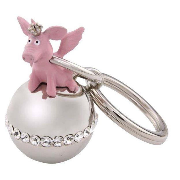 Glücksschwein Schlüsselanhänger