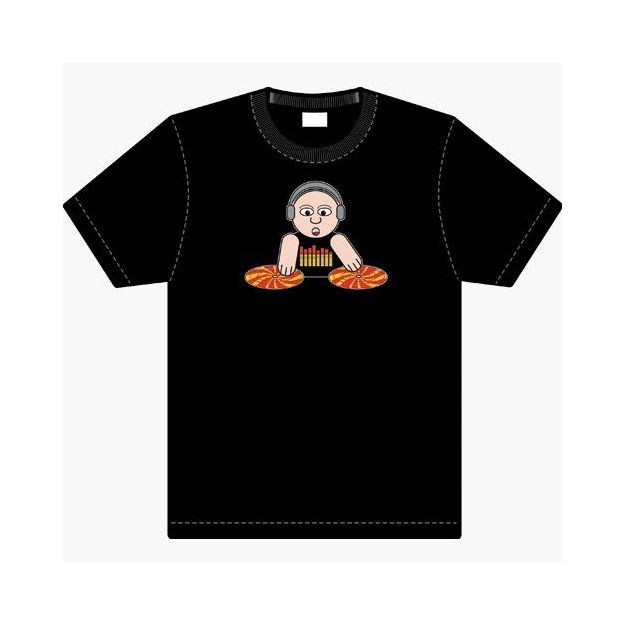 DJ T-Shirt disc jockey