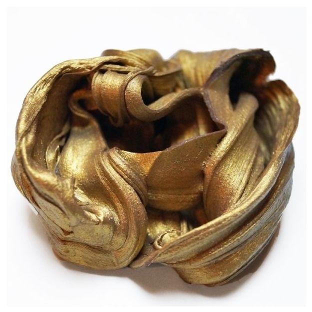 Magnetische Gold-Knete
