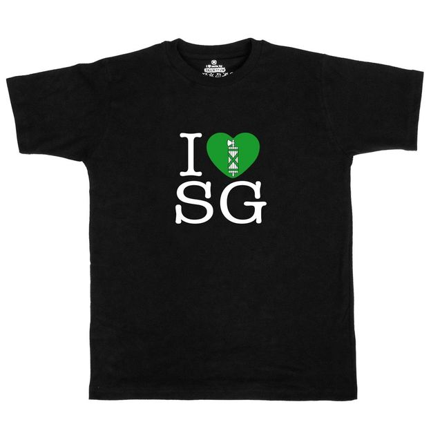 Shirt Canton SG, Noir, M, Femme