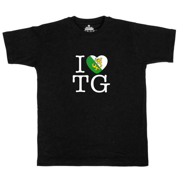 Shirt Canton TG, Noir, L, Homme