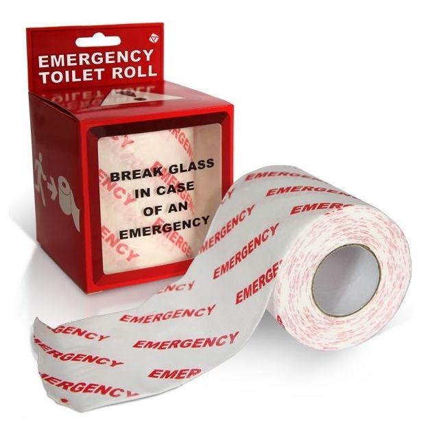 Emergency Toilettenpapier