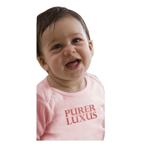 Baby Shirt Purer Luxus 6-12 Monate