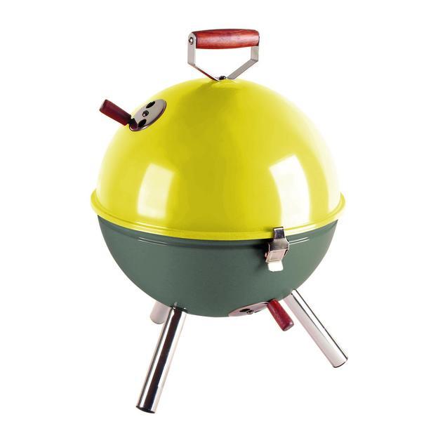 Grill Mini BBQ jaune / taupe