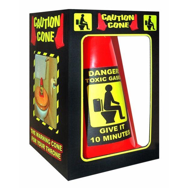 Gefahrenkegel giftige Gase
