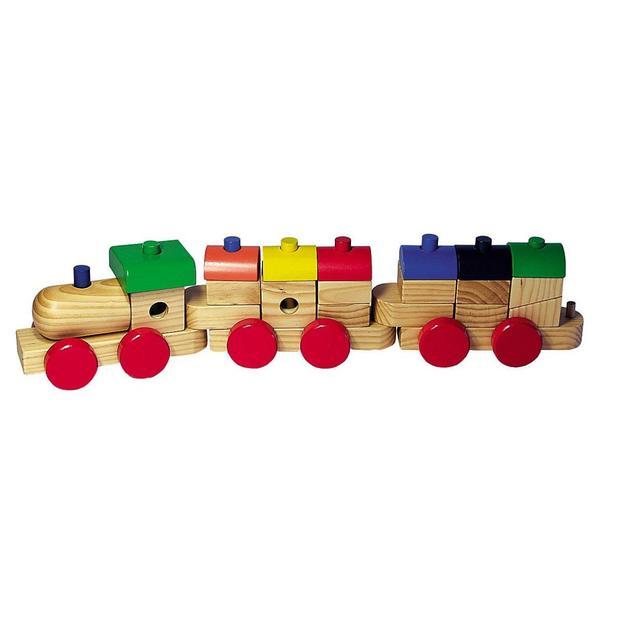 Jouets en bois Locomotive