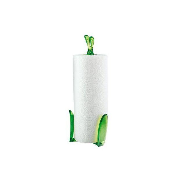 Porte essuie-tout Koziol Roger lapin vert