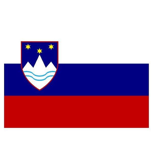 Drapeau Slovénie