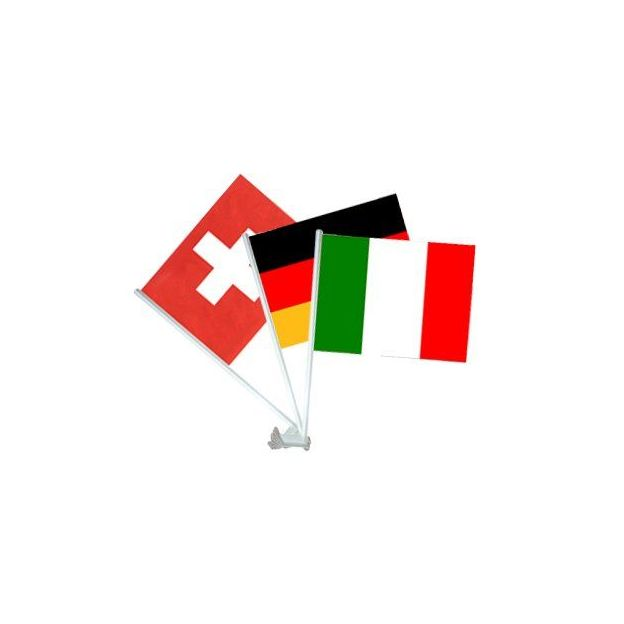 Auto-Fahne Dänemark