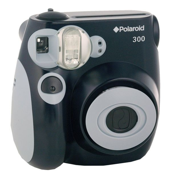 Polaroid Kamera 300 schwarz