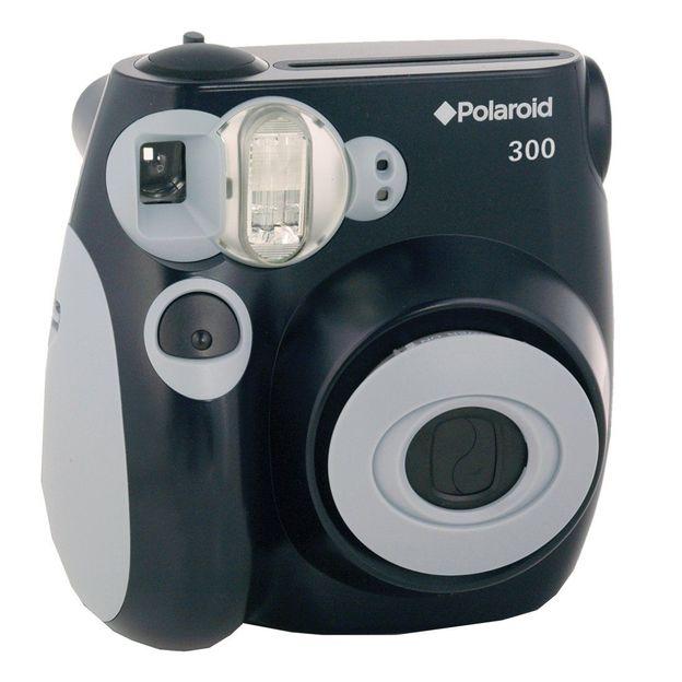 Polaroid 300 noir