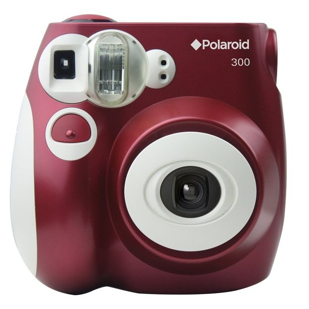 Polaroid 300 rouge