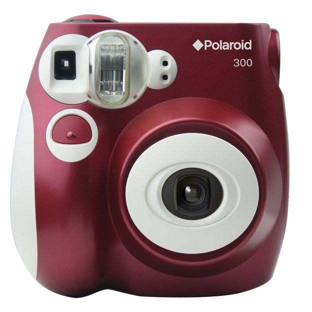 Polaroid Kamera 300 rot