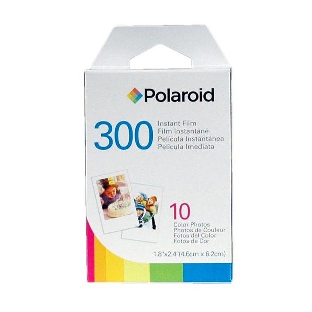 10er Film Polaroid 300