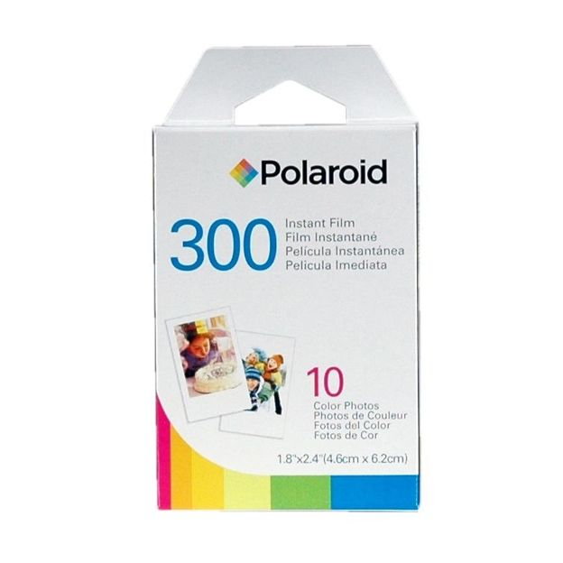 Pellicule polaroide 300