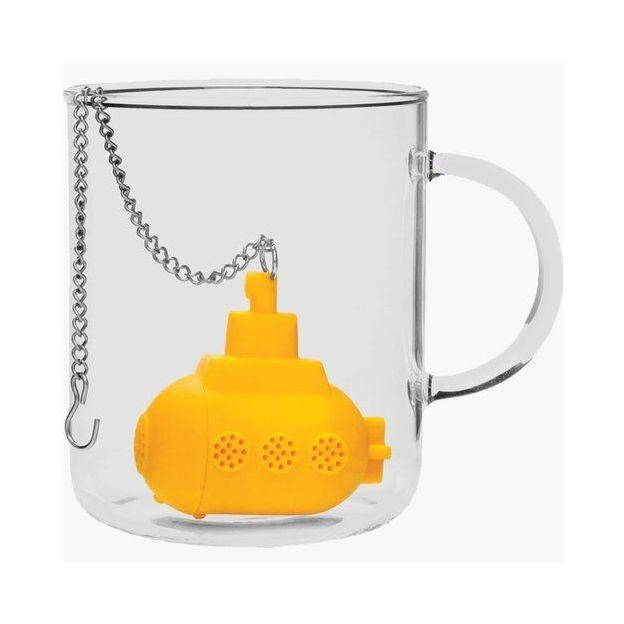 Sous-marin doseur de thé