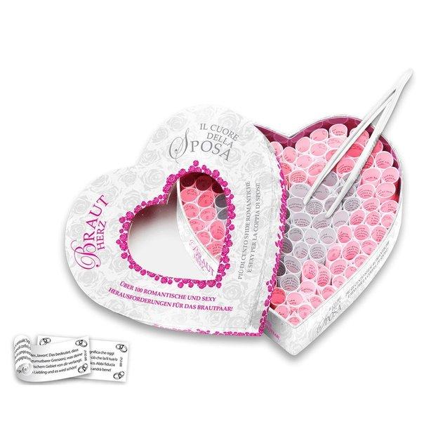 Ein Herz für das Hochzeitspaar