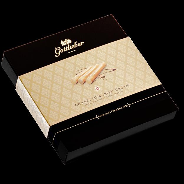 Gottlieber Hüppen Premium Amaretto & Irish Cream